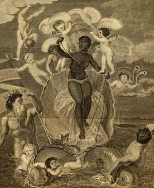 """Voyage of the Sable Venus from Angola to the West Indies"" (1801)"