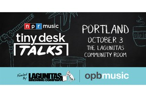 Get Tickets to the Portland Tiny Desk Talk