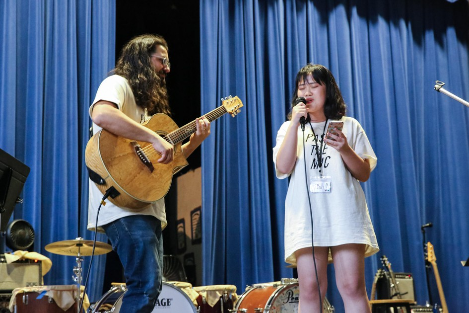 Pass The Mic Brings Music Education To Immigrant Youth In Portland