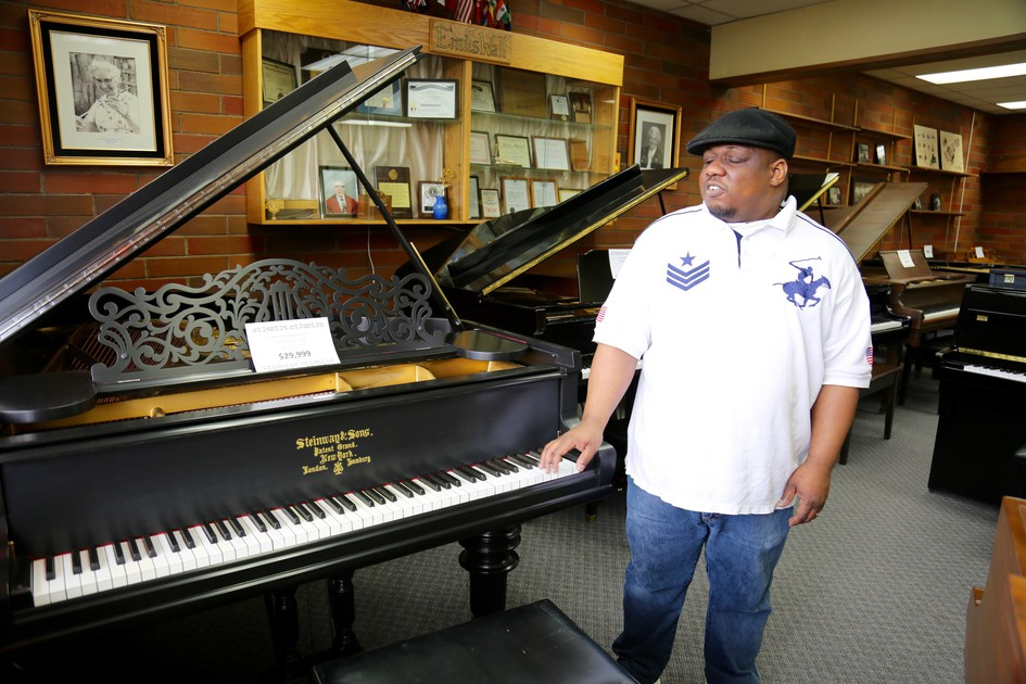 Vancouver Piano School For The Blind Is Closing News Opb