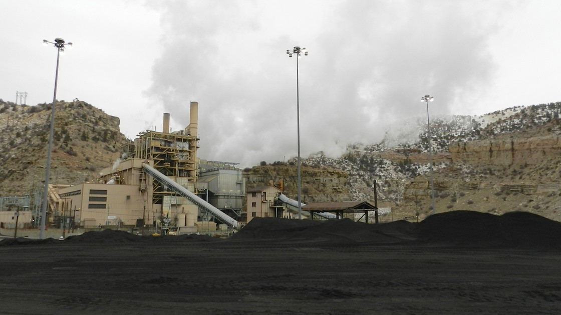 A Northwest Utility Considers Early Retirement For Some Coal Operations