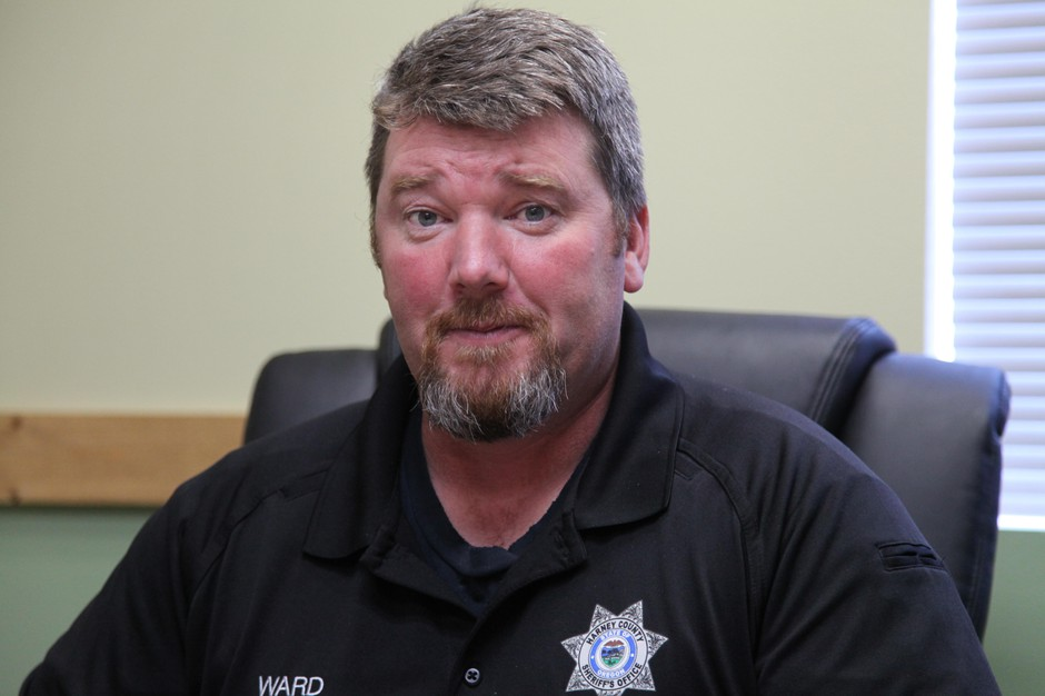 Harney County Sheriff Dave Ward was the public face of local law enforcement during the occupation. He said he's glad the Hammonds are home and, like many in the community, wrote the U.S. Department of Justice seeking a commuted sentence for the ranchers.