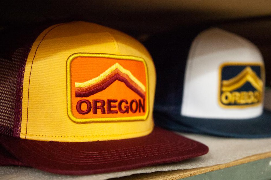 Inventory at the Made in Oregon warehouse in Portland, Ore., July 24, 2019. The company is now collecting sales tax for online sales in at least 11 other states.