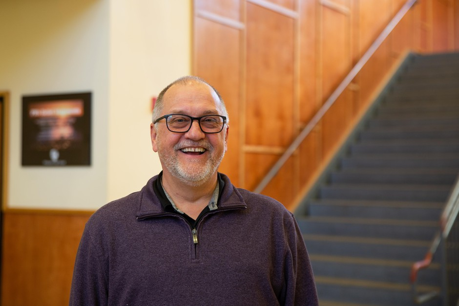 Dan Johnson is in his 17th year at Philomath Schools. He's currently the high school's success coordinator and runs the district's alternative education program.