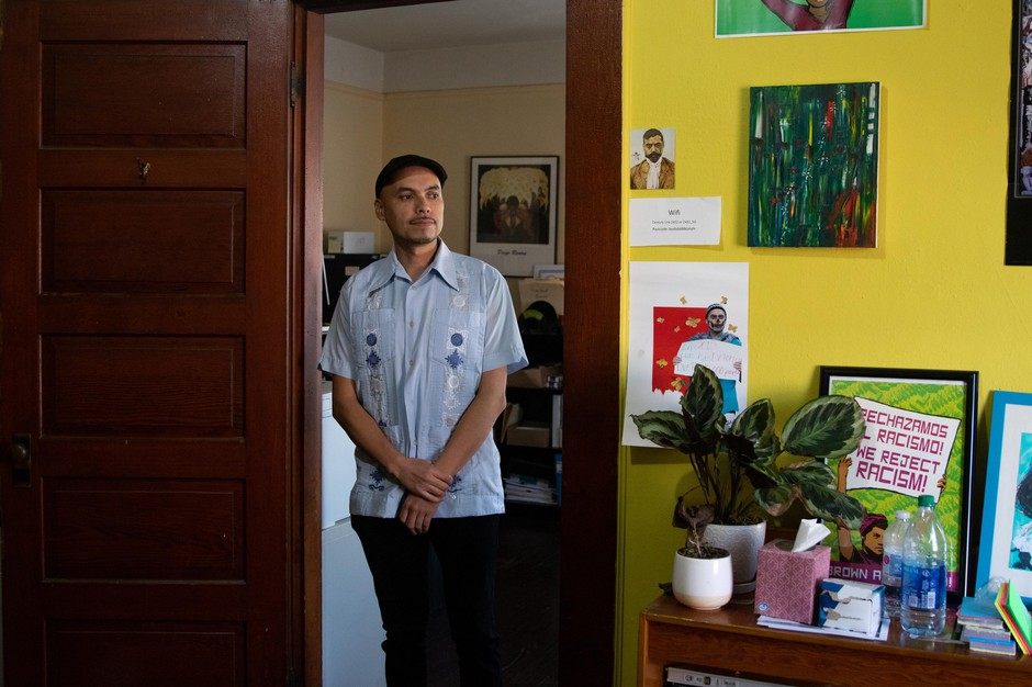 Osmani Alcaraz-Ochoa is the executive director for VOZ Workers' Rights Education Project.
