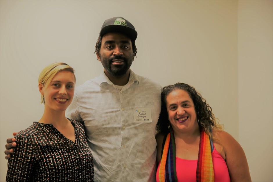 "Amanda Hays, Rian Gayle and Aimee Miller joined ""Think Out Loud"" to talk about deaf culture and the performing arts."