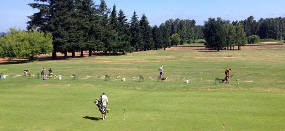 Portland Parks and Recreation photo ofColwood Golf Center in Northeast Portland.