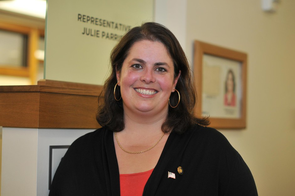 Former Republican lawmaker Julie Parrish is working on a ballot measure to try to address the ballooning costs of PERS.