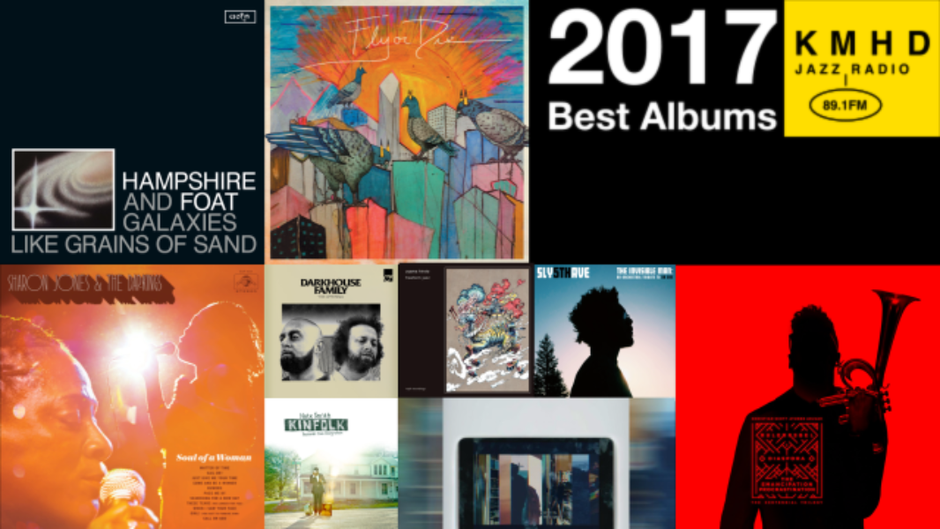 Kmhd's Top 10 Jazz Albums Of 2017 | KMHD