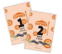 One- and two-zone TriMet tickets must be upgraded or exchanged by the end of 2012.