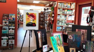 Paulina Springs Books in Sisters, Oregon, carries a range of popular literatureand specializes in fiction, history, science and regional authors.